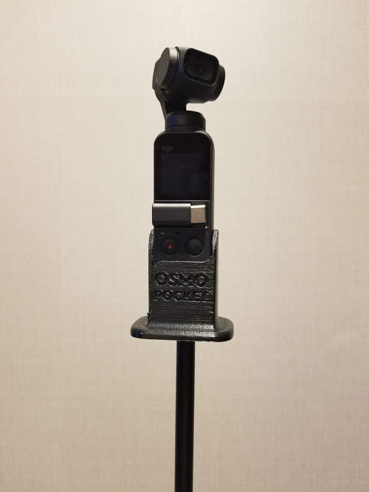 Osmo Pocket eBay tripod adapter
