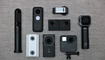 Your Own IMAX 3D Videos: Insta360 EVO Review, Comparison