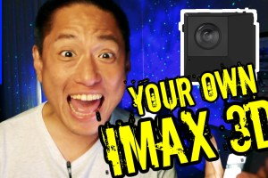 Insta360 EVO Review: your own IMAX 3D!
