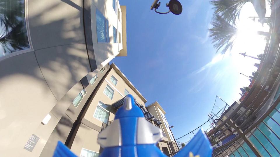 Camera Move #20: object POV