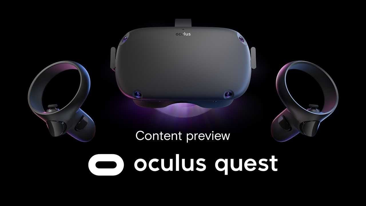 Oculus Quest launch titles