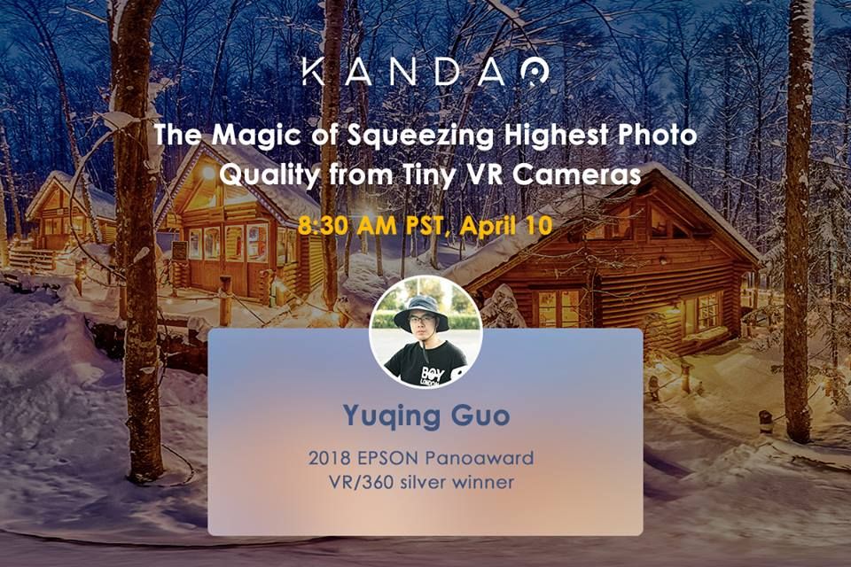 How to get the best quality 360 photos from your 360 camera