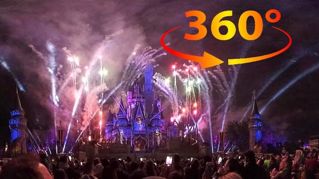 5 tips to capture 360 photos or 360 videos of fireworks