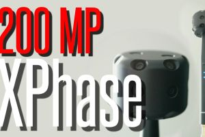 XPhase and XPhase Review: 200mp 360 camera