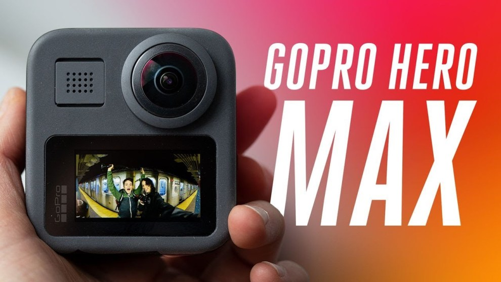 GoPro MAX hands-on review by The Verge