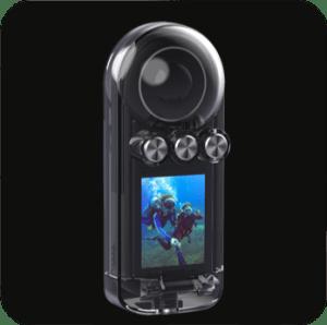 Qoocam 8K Dive Case