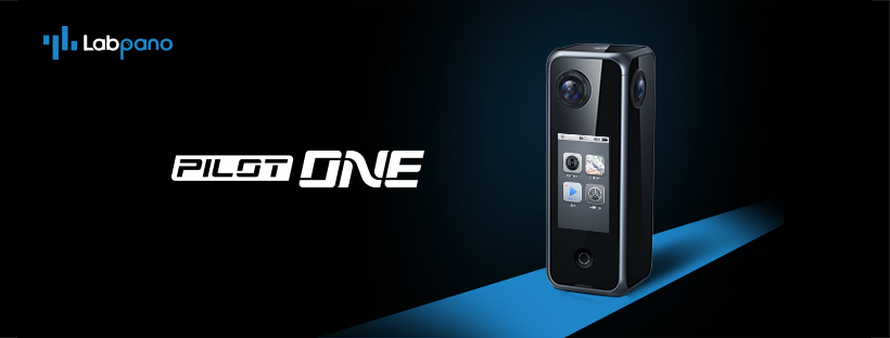 Pilot One is a new compact 360 camera from Labpano / Pisofttech