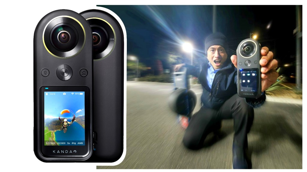 Qoocam 8K vs Insta360 One X vs GoPro MAX hands-on comparison