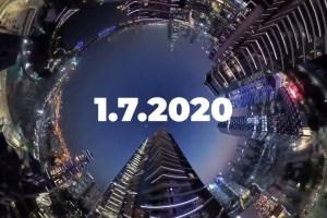 New teaser trailer for Insta360's next camera