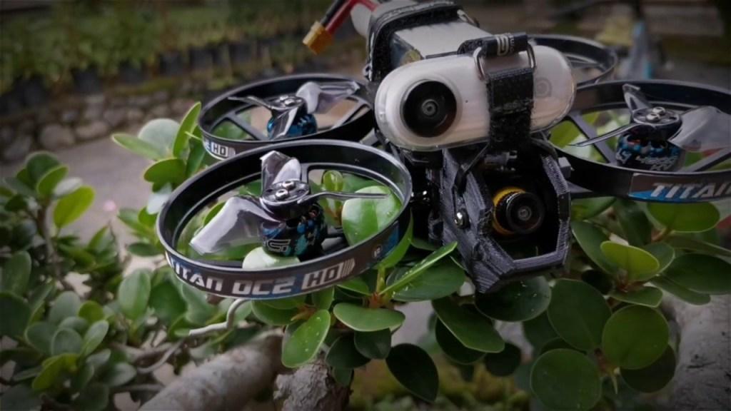 Insta360 Go adds stabilized 1080p HD camera to a micro drone