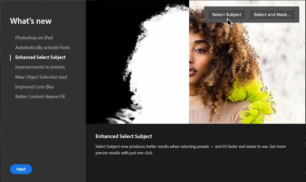 Adobe Photoshop, Camera Raw, and Lightroom Classic June 2020 update