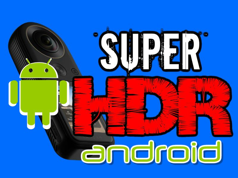 Qoocam 8K Super HDR for Android