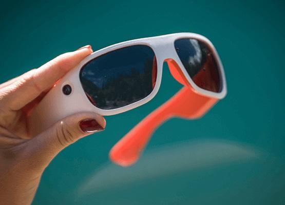 Orbi Prime 360 camera sunglasses preview