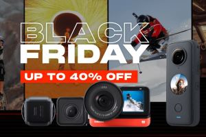 Black Friday 2020 deals for 360 cameras and VR