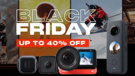 Black Friday 2020 deals for 360 cameras and VR