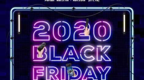 Black Friday 2020 deals for Qoocam 360 cameras