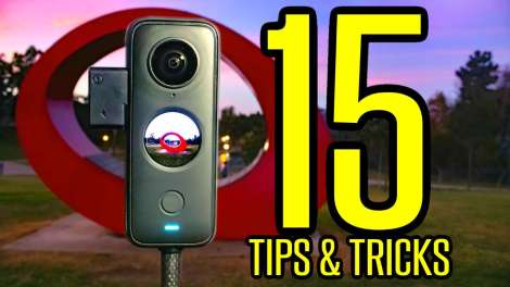 15 Insta360 One X2 Tips and Tricks