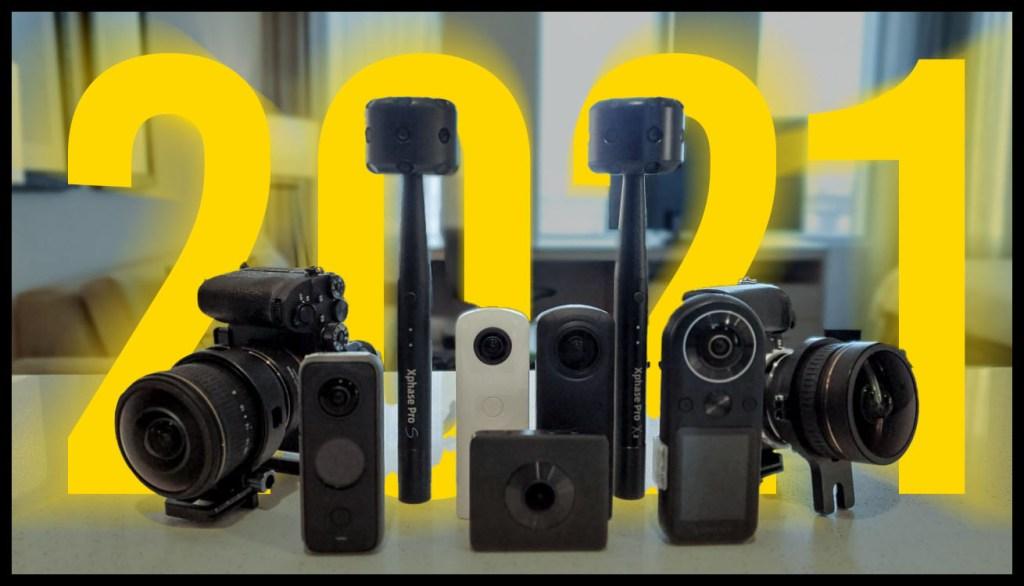 Best virtual tour camera 2021