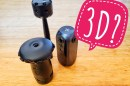 Can you shoot 3D 360 with your 2D 360 camera?