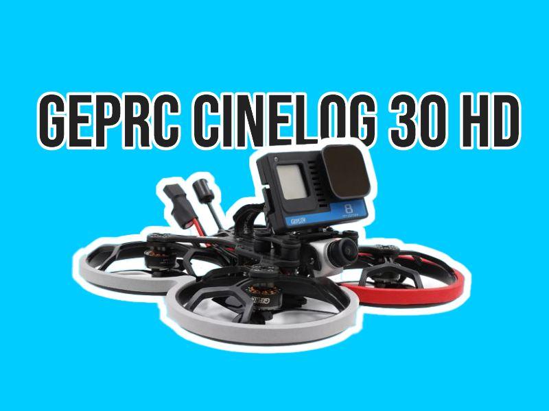 GepRC Cinelog 30 HD