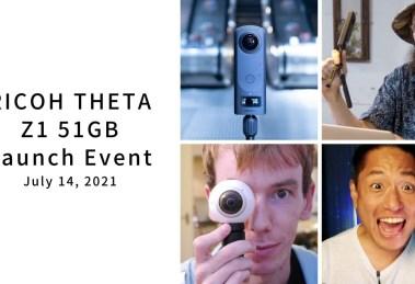 Theta Z1 Virtual Event replay