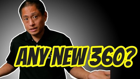 New 360 camera in 2021?