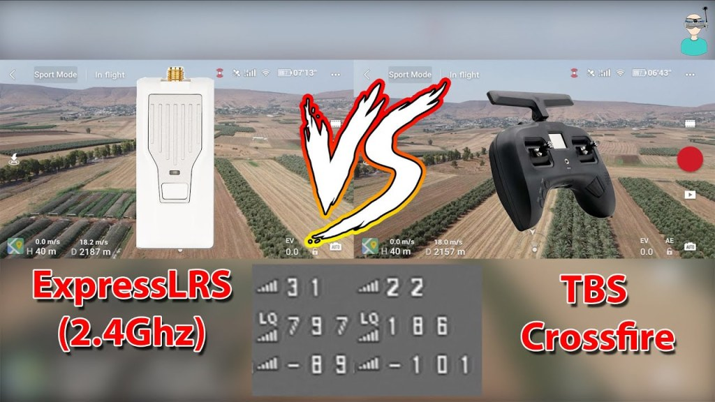 ExpressLRS vs Crossfire and Tracer: range and penetration