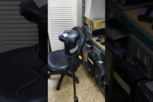 360 camera with LiDAR