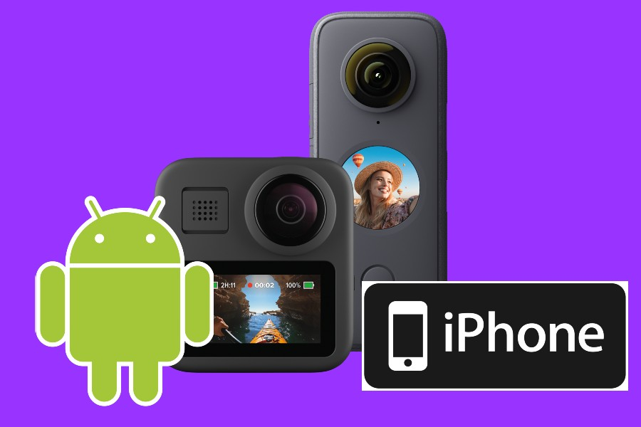 iPhone vs Android for 360 photos and 360 videos in 2021