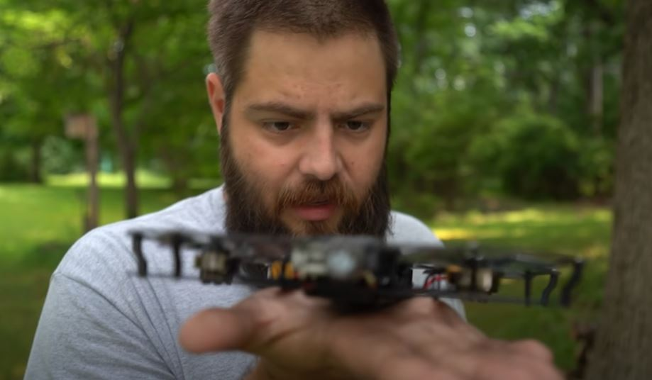 Newbeedrone Invisi360 reviewed by professional FPV pilot