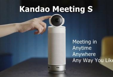 Kandao Meeting S video conferencing camera