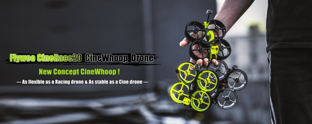 Flywoo Cinerace20