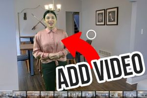 How to add video to virtual tours