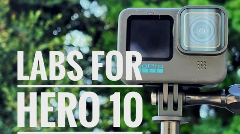 GoPro Labs now available for GoPro Hero 10