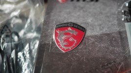 MSI Dragon Badge