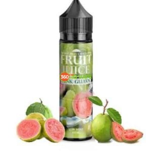 Pink Guava by Fruit Juice 60ml 3mg
