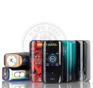 Vaporesso Luxe Nano Touch Screen