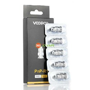 VOOPOO PNP-R1 Coil for Drag Baby Trio & Vinci 0.8ohm 5pcs/pack