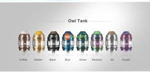 OWL SubOhm Tank By Advken