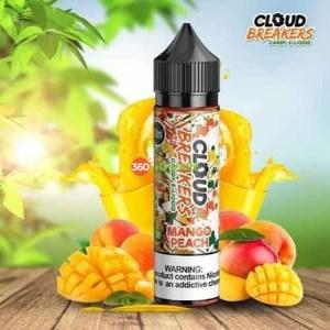 Cloud Breakers Mango Peach