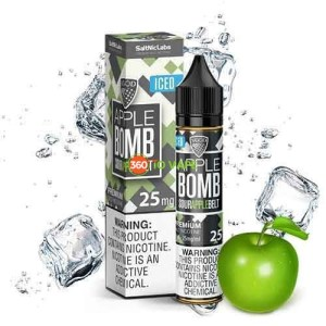 VGOD Apple Bomb Iced Saltnic