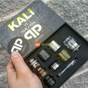 KALI V2 RDA KIT By qp Design