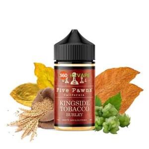 Five Pawns - Kingside Tobacco