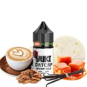 YUKI DAT CAP Salt Nic- Mr Drip