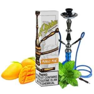Al Shisha Saltnic Mango Mint