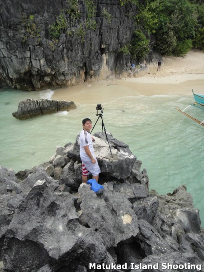 Matukad Island - Shooting