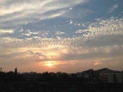 on voit le ciel des fois , et c'est cool !