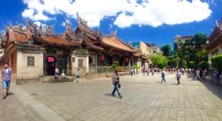 un temple