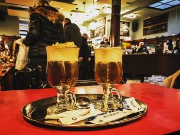quand un café ne suffi pas : irish coffee