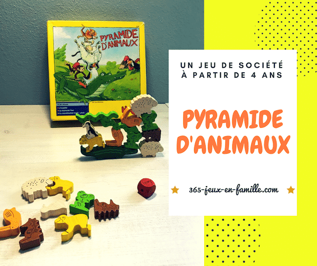 You are currently viewing Pyramide d'animaux